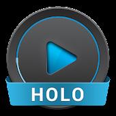 NRG Player Holo Skin APK for Nokia