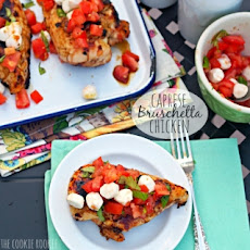 Caprese Bruschetta Chicken