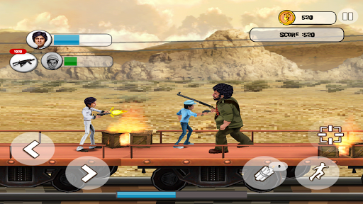 Sholay: Bullets of justice - screenshot
