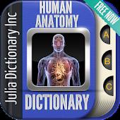 Human Anatomy Dictionary APK for Blackberry