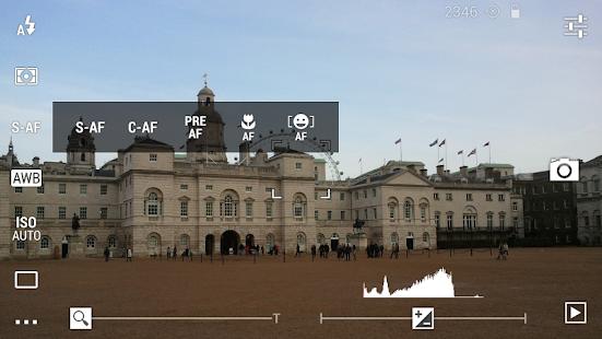 DSLR Camera Pro – Miniaturansicht des Screenshots