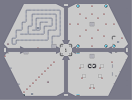 Thumbnail of the map '4 Delectable Gold-Free Paths'