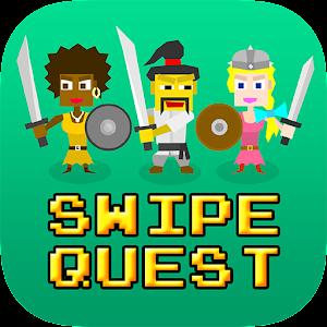 Cover art Swipe Quest