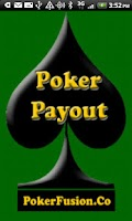 Screenshot of Poker Payout Limited
