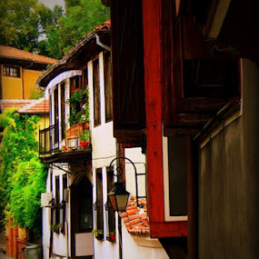 Old Plovdiv by Europa Films - City,  Street & Park  Historic Districts ( renaissance, old town, town, museum )