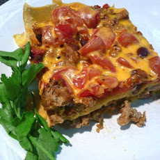 Ww Layered Tortilla Bake Casserole