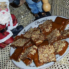 Easy Awesome Nutty Toffee (No Thermometer!)