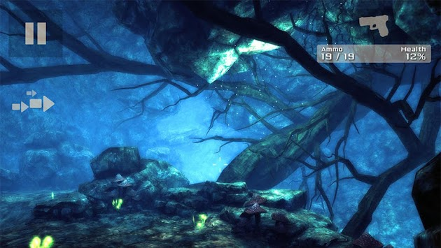 The Descent apk screenshot