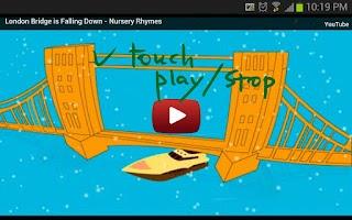 Screenshot of Baby Songs