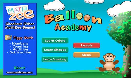 Balloon Academy - Kindergarten
