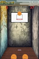 Screenshot of 3D Basketball