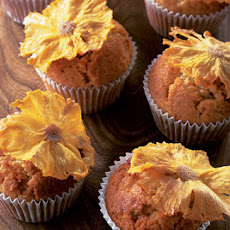 Pineapple Cream Cheese Muffins