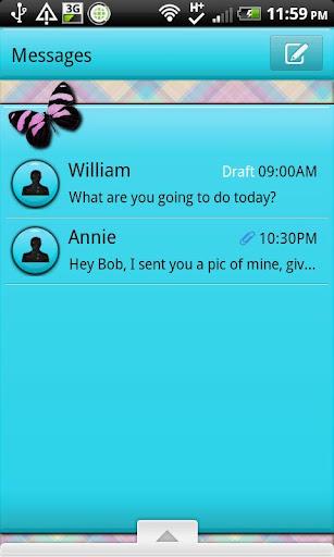 GO SMS - Dream