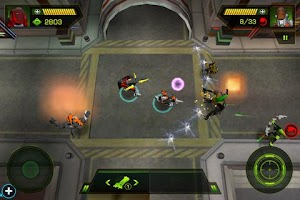 Screenshot of LEGO® HeroFactory Brain Attack