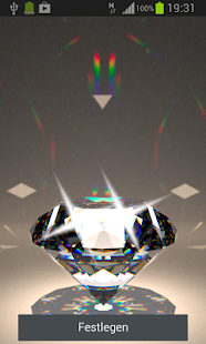 Spin. Diamond Wallpaper FullHD - screenshot