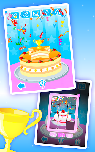 Cake Maker Kids (s ) - screenshot
