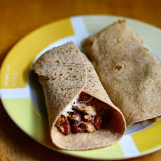 Slow Cooker Chicken Burritos