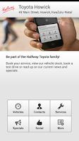 Screenshot of Halfway Toyota Howick