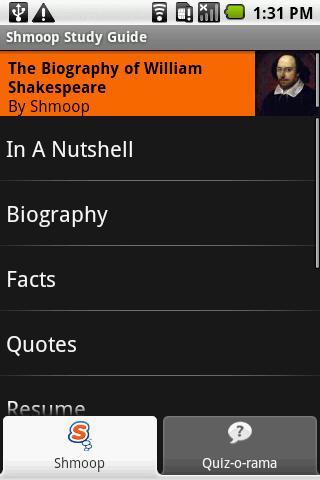 William Shakespeare: Shmoop
