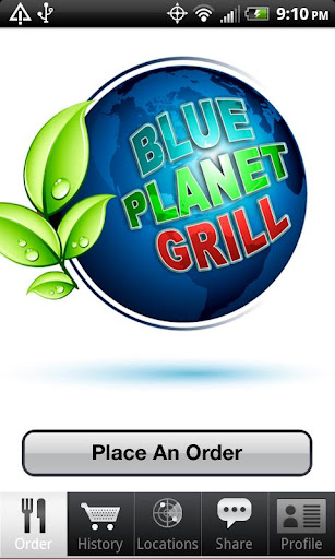 Blue Planet Grill