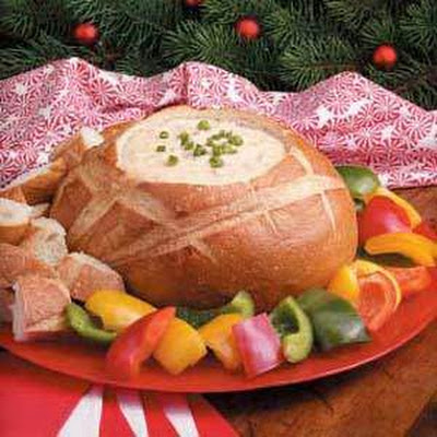Bread Pot Fondue