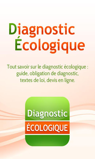 Diagnostic Ecologique