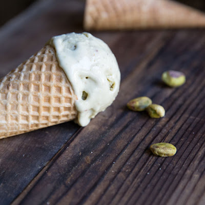 Pistachio Frozen Yogurt