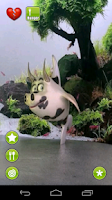 Screenshot of Cassie, the fish