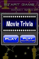 Screenshot of Movie Trivia