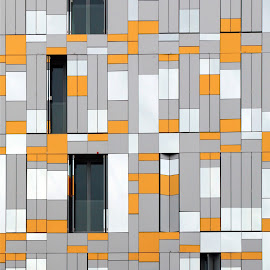 Tigré by Bruno Gueroult - Buildings & Architecture Architectural Detail ( abstract, canon eos 70 d, abstract art, façade, architecture )