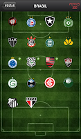 Screenshot of Futebol Quiz Escudos