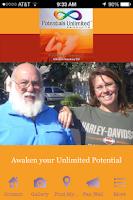 Screenshot of Potentials Unlimited
