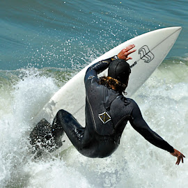 Surfer by Jose Matutina - Sports & Fitness Surfing (  )