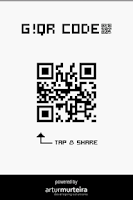 Screenshot of G!QR CODE - Generate QR