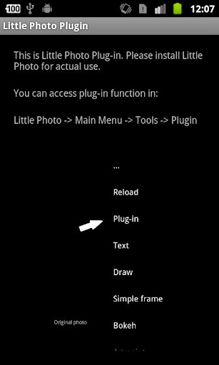 Little Photo Plugin