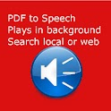 PDF to Speech free icon