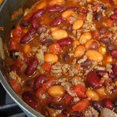 Diane's Cheap and Easy Chili