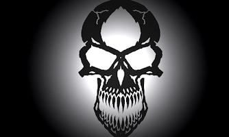 Screenshot of Skulls Wallpapers