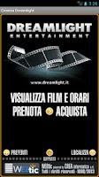 Screenshot of Webtic Dreamlight Cinema