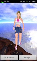 Screenshot of 3D Panorama Avatar LWP PRO