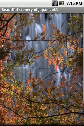 Beautiful scenery of Japan 3