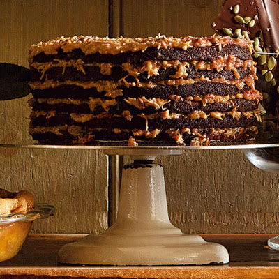 Gramercy Tavern's German Chocolate Cake