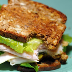 Gluten Free Turkey Club Sandwich