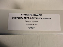 """Image 3 for """"Duet"""" Continuity Binder"""