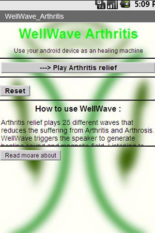 WellWave關節炎