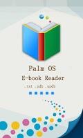 Screenshot of PDB Book Reader