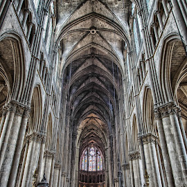 Notre Dame by Antonello Madau - Buildings & Architecture Places of Worship