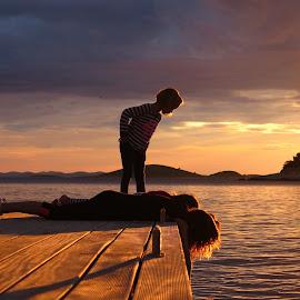 MOL by Jelena Jela Kasabašić - Landscapes Sunsets & Sunrises (  )