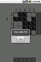 Screenshot of Tapestry Puzzle