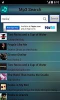 Screenshot of Mp3 Downloader Free